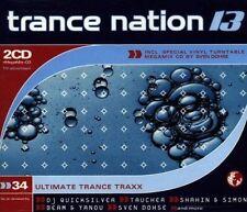 Trance Nation 13 (1997) Kai Tracid, Usura, Jaydee, Jay Miller, Dj Randy.. [3 CD]