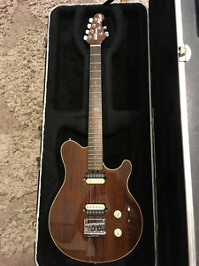 Ernie Ball Musicman Axis Super Sport Rosewood Top/Solid Rosewood Neck Guitar