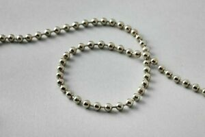 4-5mm-ball-Metal-Roller-blind-chain-Sold-by-the-Metre