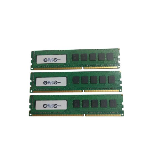 6x16GB DDR3 PC3-8500R 4Rx4 ECC Server Memory RAM for HP Z800 Workstation 96GB