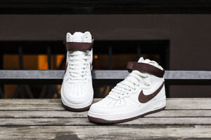 New 1 Hi Sneakers Air Retro Nike Qs Shoes Us Force Details 743546 102 7 Whitechocolate About doeQxCBWr