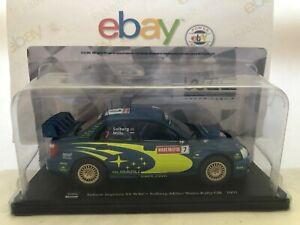 DIE-CAST-034-SUBARU-IMPREZA-S9-WRC-SOLBERG-MILLS-WALES-RALLY-GB-2003-034-SCALA-1-24