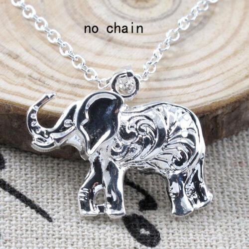 Elegant Fashion 925 Silver Crystal Opal Necklace Pendant Women Jewelry Xmas Gift