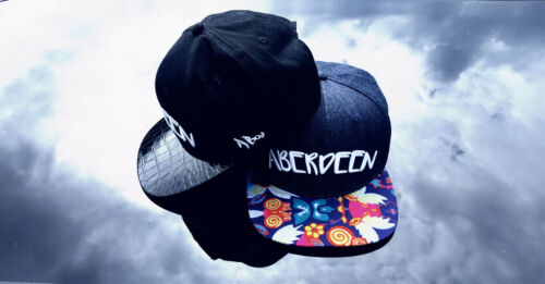New Unique Embroidered Snapback Unisex Limited Edition Aberdeen