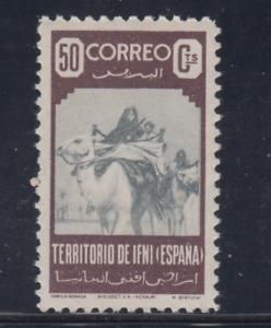 IFNI-1947-MNH-EDIFIL-36-NUEVO-SIN-FIJASELLOS-50-cts-LOTE-4