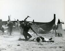 RICHARD WIDMARK THE LONG SHIPS 1964 VINTAGE PHOTO ORIGINAL #16