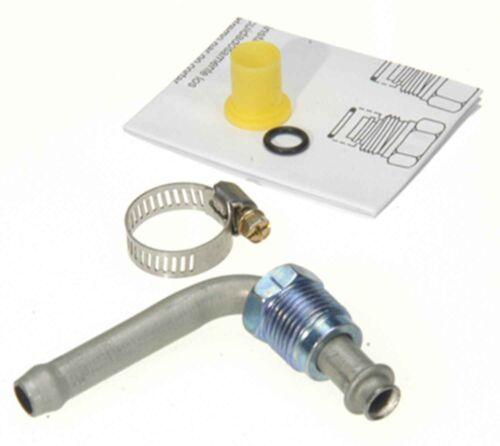 "90° Power Steering Return Line Fitting End Elbow Edelmann 39109 18mm /""O/"" Ring"
