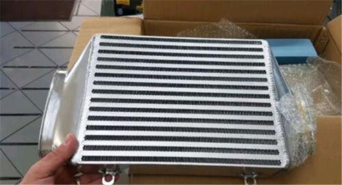 62mm Aluminium Intercooler /& 2pcs Silicone Hoses For Mini Cooper S R53 2002-2006