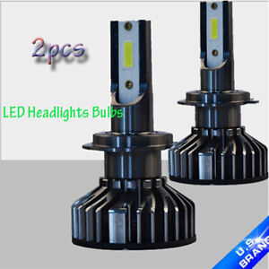 2Pcs-H7-100W-10000LM-LED-Headlight-Bulb-Hi-Low-Beam-Canbus-Error-Free-Decode