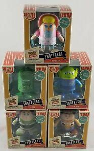 New-Disney-Store-Pixar-Toy-Story-Shufflerz-Walking-Action-Figure-You-Choose