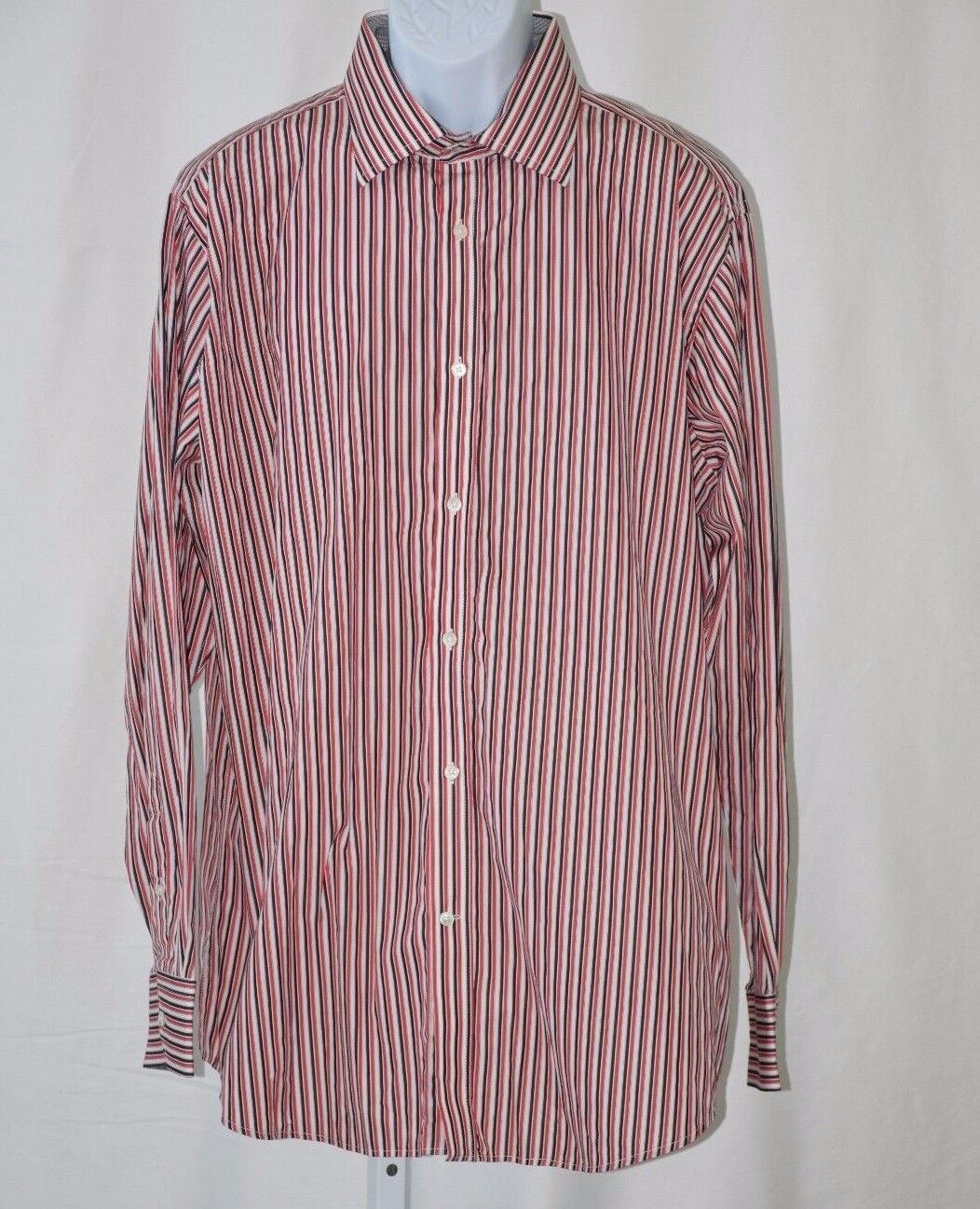 Shirt by Shirt TailoROT New York  Herren Multi Striped XL 52