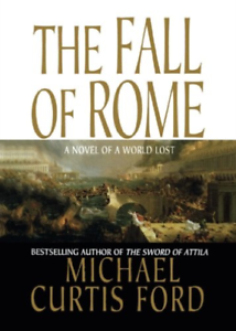 Ford-Michael-Curtis-Fall-Of-Rome-US-IMPORT-BOOK-NEW