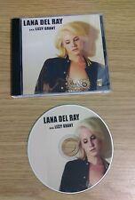 Lana Del Rey -- mixtape cd rare -- AKA Lizzy Grant - pre fame... lust for life