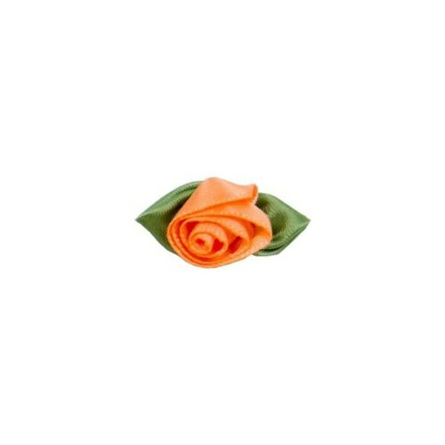 20 x  Large Satin Ribbon Rose Bows Embellishments Craft Wedding
