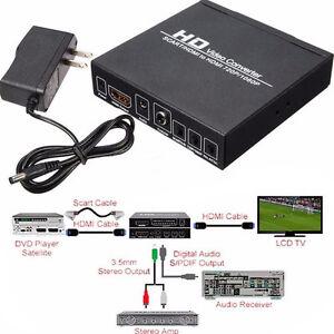 AU-Plug-SCART-HDMI-to-HDMI-720-1080P-HD-Video-Converter-Box-For-DVD-STB-NTSC-PAL