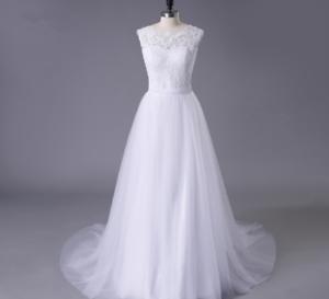 Luxus Spitze Brautkleid Hochzeitskleid Kleid Braut von Babycat collection BC609