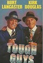 Tough Guys Kirk Douglas Burt Lancaster Region 4 DVD VGC