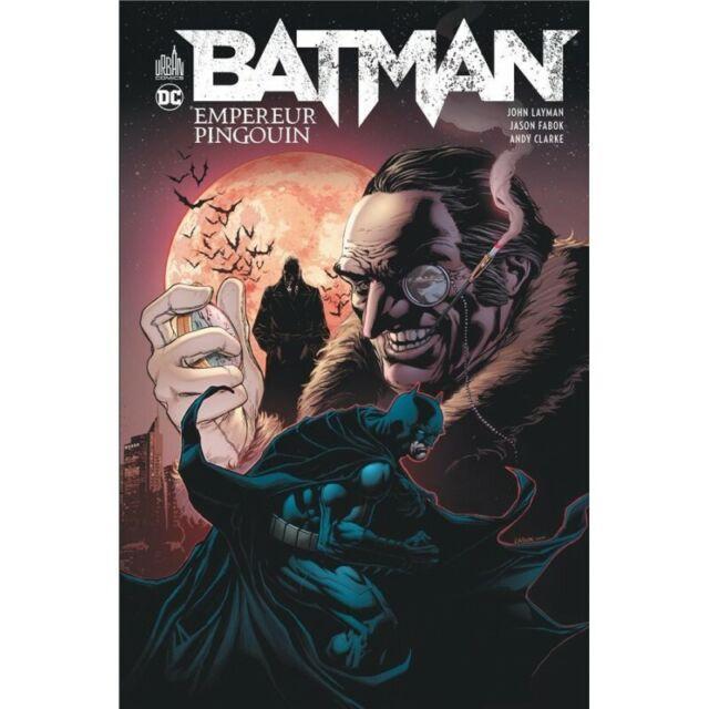 BATMAN EMPEREUR PINGOUIN - TOME 0--URBAN COMICS--