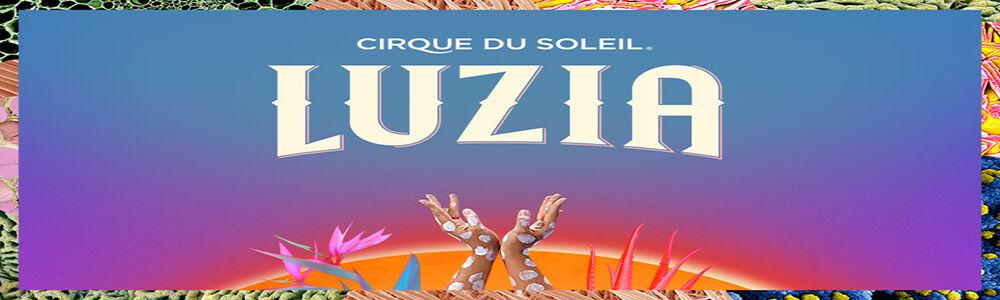 Cirque du Soleil Luzia San Jose