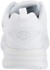 thumbnail 3 - Men's Comfortable Leather Casual Comfort Cross Trainer Shoe,US 11.5 X-Wide,White