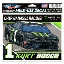 na Multi Can Cooler WinCraft NASCAR Chip Ganassi Racing Kurt Busch NASCAR Kurt Busch #1 12 oz