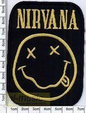 = NIRVANA :-) - embroidery patch , aufnäher, naszywka #