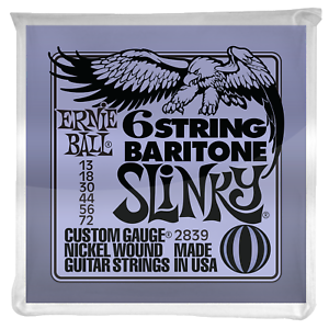 Ernie-Ball-Slinky-29-5-8-Scale-Nickel-Wound-6-String-Baritone-Guitar-Strings