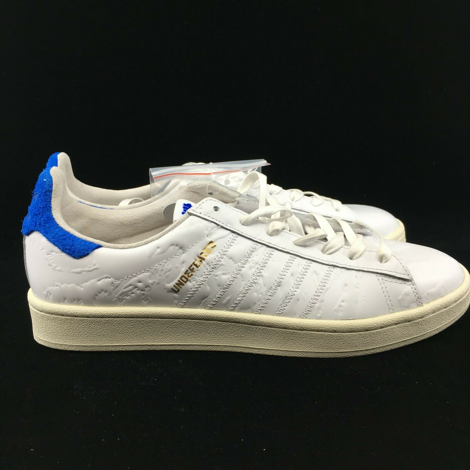 Adidas Consortium Colette Undftd Campus S.E. BY2595 White bluee Undefeated gold