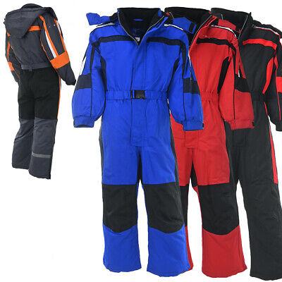 Schneeoverall Schneeanzug Skianzug Winteranzug Kinder Overall Sport 116-140 1318