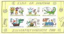 Nederland Kinderzegels 2000 stamps timbres sellos Netherlands Niederlande