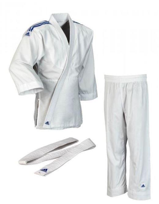 ADIDAS Judo  Evolution II weiß  Judo-Gi Judo-Gi Judo-Gi Judoanzug   J250 4b0e95