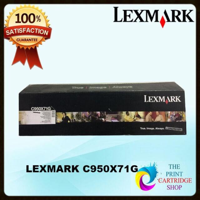 Genuine Lexmark C950X71G Photoconductor Unit C950 X950 X952 X954   SEALED