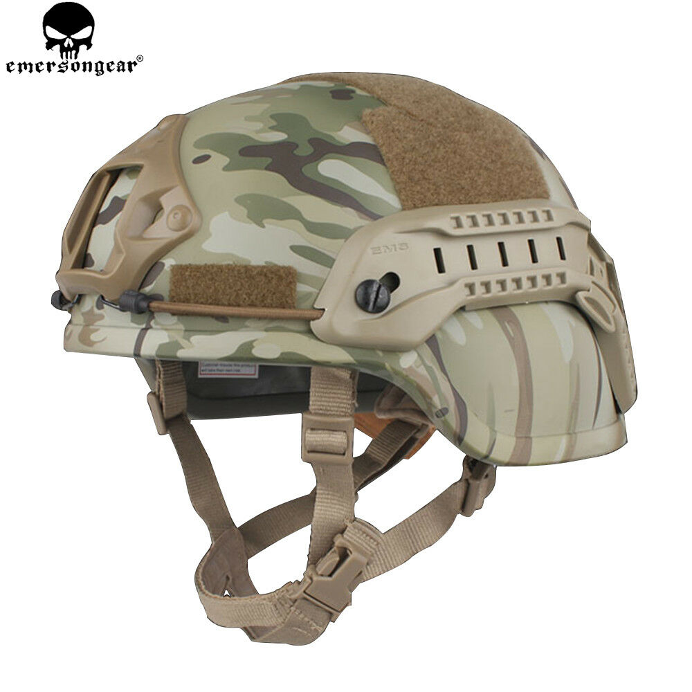 ACH MICH 2000 Helmet-Special Action Version  Airsoft Wargame Hunting Tactical  hot sports