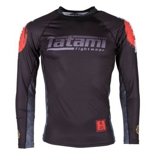 Tatami Fightwear Maple Koi Long Sleeve Rash Guard XS