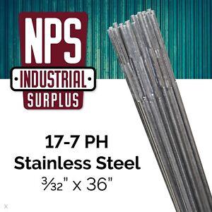 * 1 LB * 17-7 PH Stainless Steel TIG / FILLER Welding Rod ...