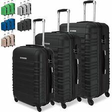 KESSER? 3tlg Reisekoffer Set Trolley Hartschale Hartschalenkoffer Koffer M-L-XL