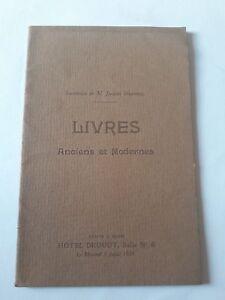 Catalogue-de-livres-anciens-et-modernes-Succession-de-M-Jacques-Hennessy-1929