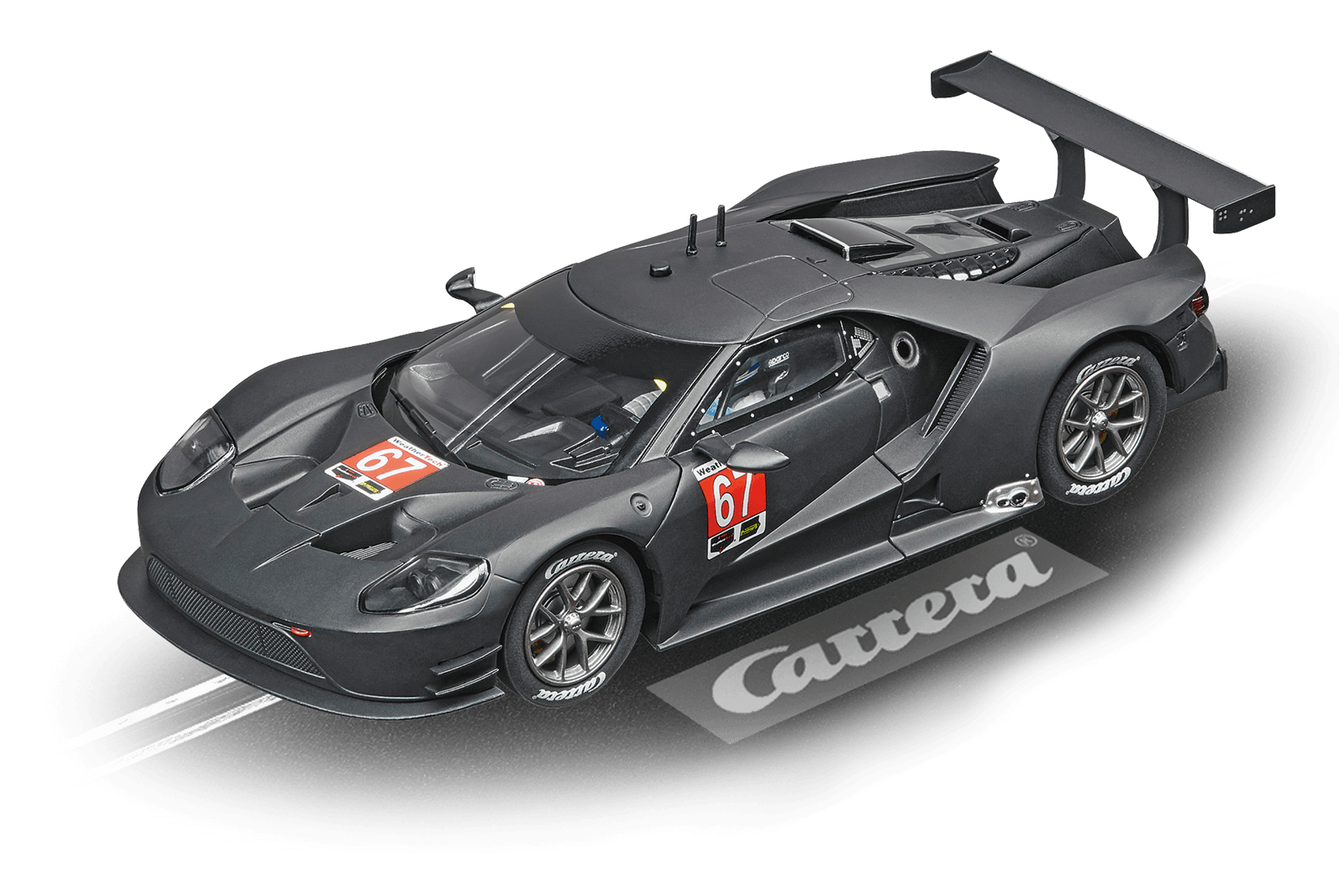 Top Tuning Carrera Digital 132 - Ford Gt Race Car