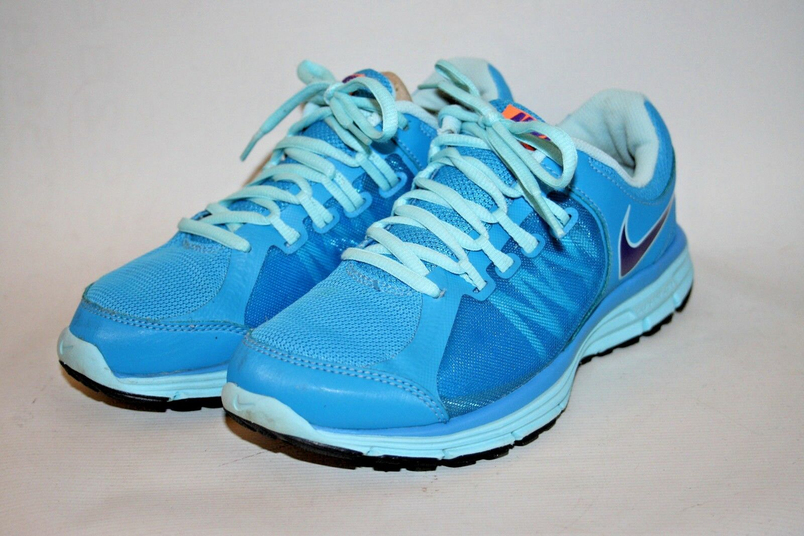 Nike Unisex Lunarlon Lunar Forever 3 Shoes Womens Unisex Nike Running Trainers Gym Blue 2e8ae7