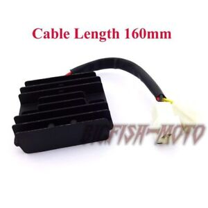 image is loading 6-wire-12v-dc-voltage-regulator-rectifier-gy6-