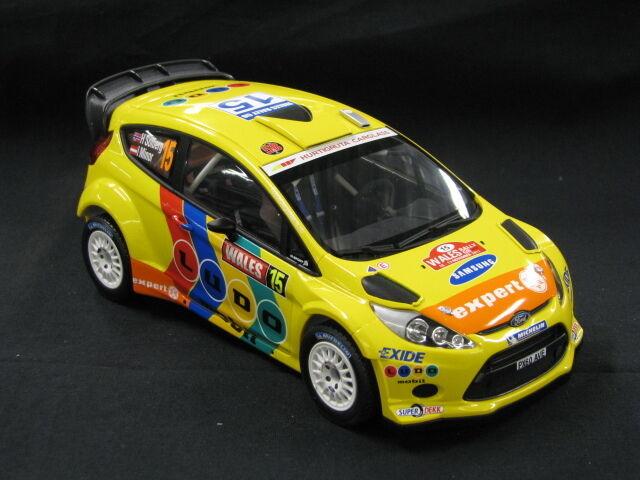Minichamps Ford Fiesta RS WRC 2011 1 18 Solberg   Minor Wales Rally GB (MCC)