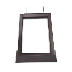 Geom Solis Brown Windows Tile Flashing 980 x 740mm