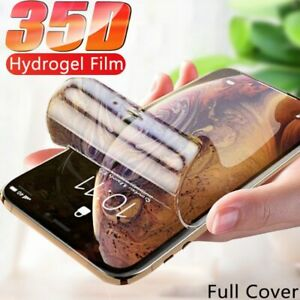 Full-Cover-Hydrogel-Film-For-iPhone-XS-11-Pro-Max-SE-2020-Screen-Protector