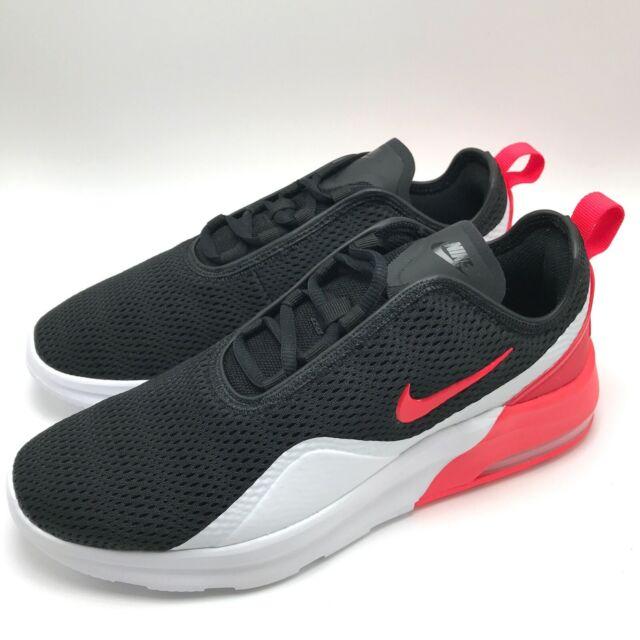 air max motion 2 red black
