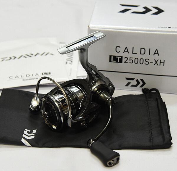 Daiwa 18 CALDIA LT 2500S-XH 2500S-XH LT MAG SEALED Spinning Reel 737ea4