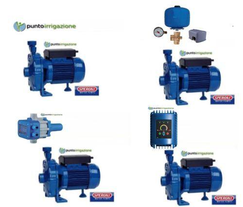 Pompa elettropompa autoclave centrifuga CM 35 HL HP 1 5 Speroni Made in