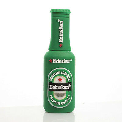 Hot 8GB USB Flash Drive Pen Drive Beer Botter Shape Memory Thumb Stick