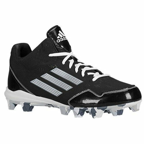 Adidas Variation Wheelhouse 2 Mid Bsbl Mens Baseball and Softball Shoes Price reduction Brand discount