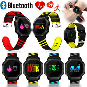 Bluetooth-Smart-Watch-Fitness-Tracker-Bracelet-Phone-Mate-Wristband-Watch-for-LG