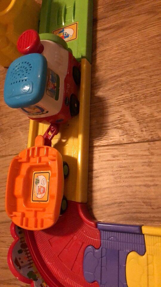 Blandet legetøj, Vtech togbane , Vtech